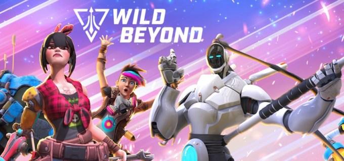 Gra mobilna Wild Beyond (App Store preorder)
