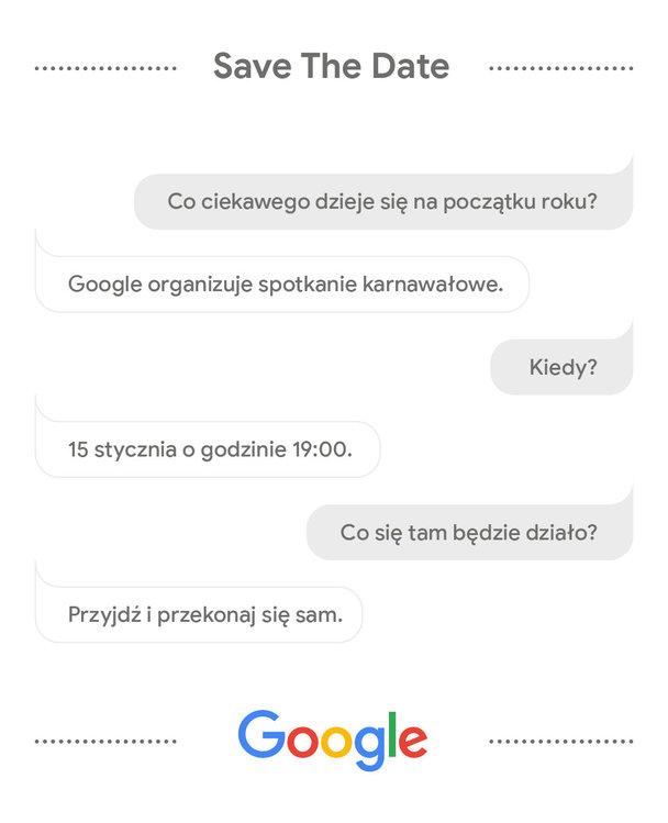 Asystent Google po polsku (15 stycznia 2019 r.)