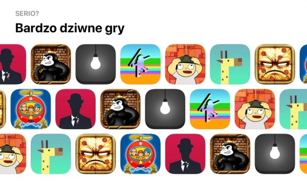 Bardzo dziwne gry mobilne, które Cię zaskoczą