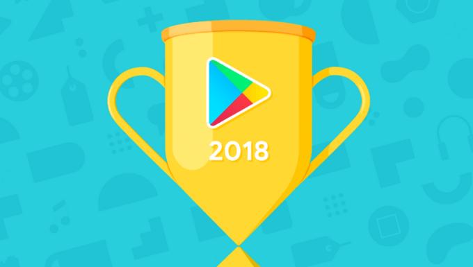 Best of 2018 w sklepie Google Play (najlepsze aplikacje i gry mobilne w 2018 roku w sklepie Google Play