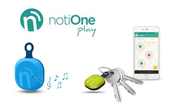 Lokalizator notiOne play teraz z sygnałem dźwiękowym
