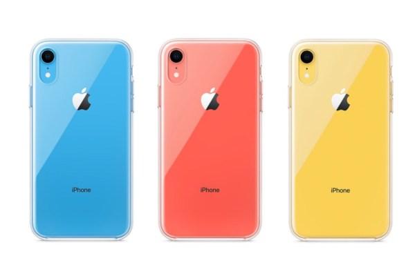 Apple wydało wreszcie przezroczyste etui dla iPhone'a XR