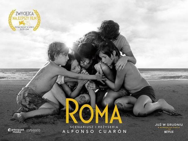 """Film """"ROMA"""" w serwisie Netflix od 14 grudnia"""