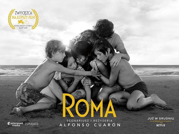 """Film """"ROMA"""" w serwisie Netflix od 14 grudnia 2018 r."""