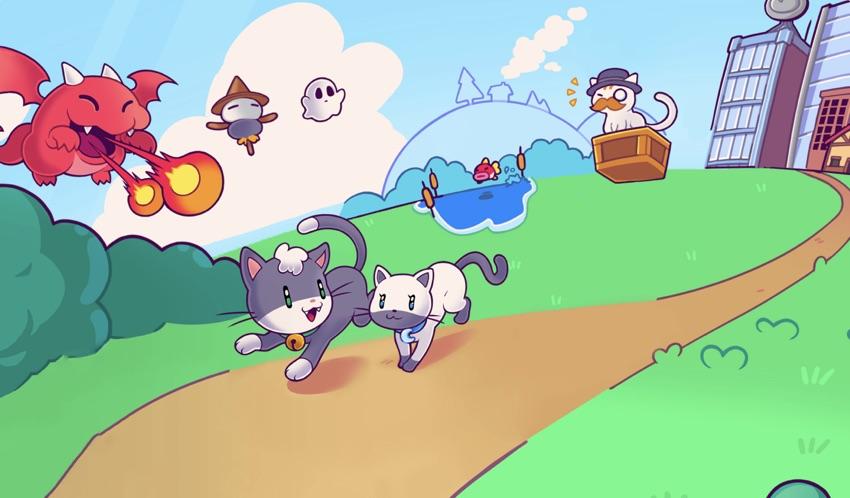 Super Cat Tales 2 (gra mobilna)