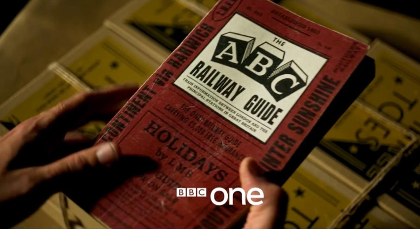 The ABC Murders (2018) - The ABC Railway Guide