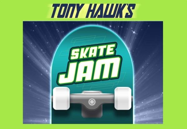 """Tony Hawk's Skate Jam"" pierwsza gra mobilna znanego skatera!"