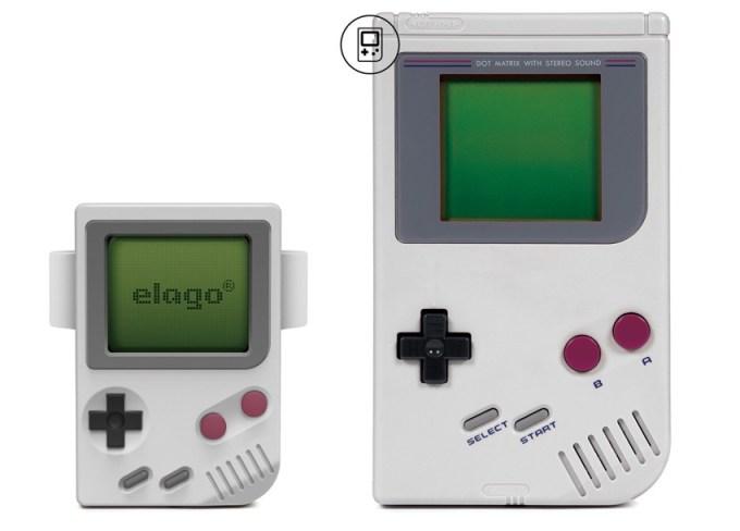 W5 Stand w porównaniu z Game Boyem
