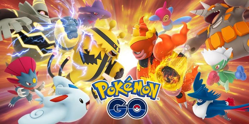 Walki trenerów w grze Pokemon GO