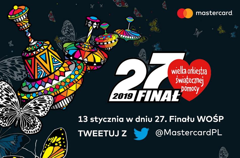 27 finał WOŚP (2019)  #MastercardGrazWOSP