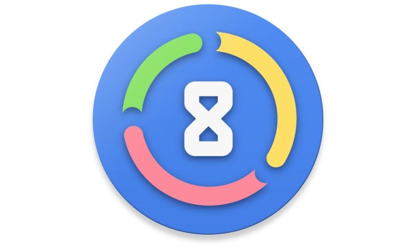 Logo aplikacji Action Dash