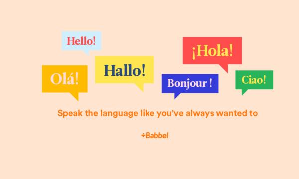 Aplikacja Babbel do nauki języków obcych teraz z polskim interfejsem