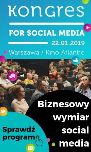 Konferencja For Social Media 2019