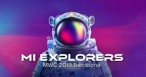 Mi Explorers wyruszają do Barcelony na MWC 2019