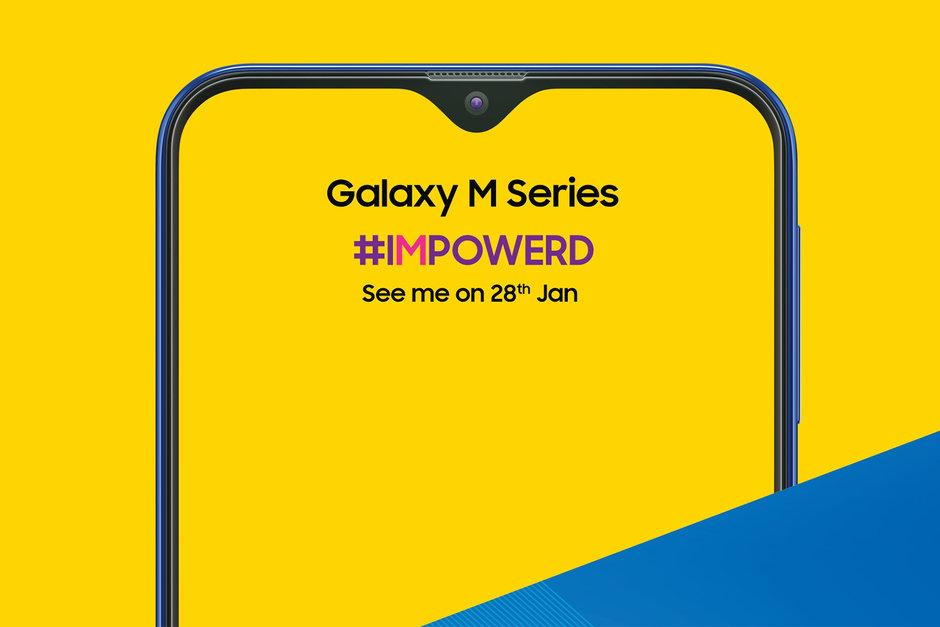 Samsung Galaxy M (28 stycznia 2019)