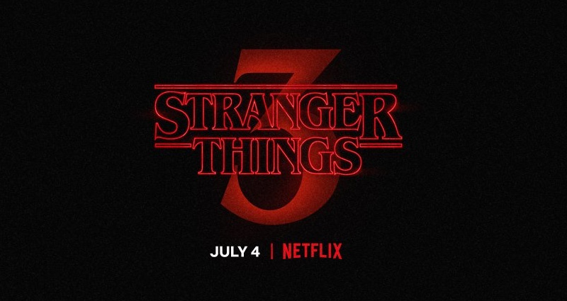 Stranger Things 3 (4 lipca 2019)