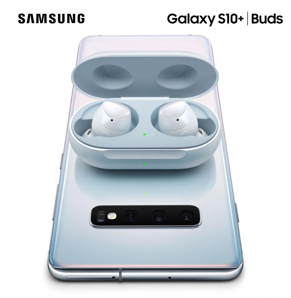 Galaxy Buds I Galaxy S10