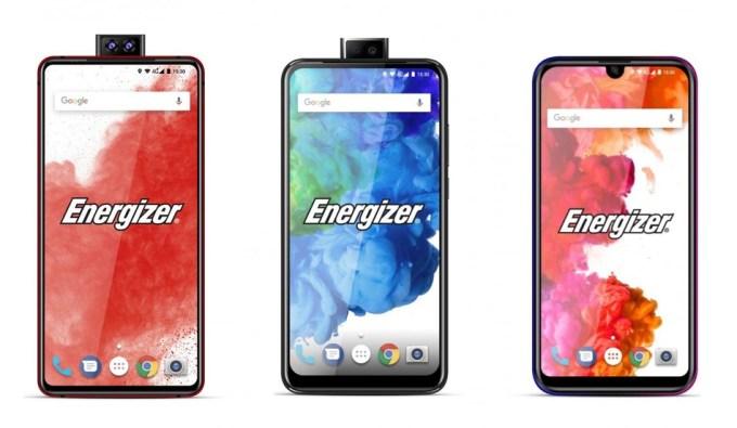 Smartfony Energizer (2019)