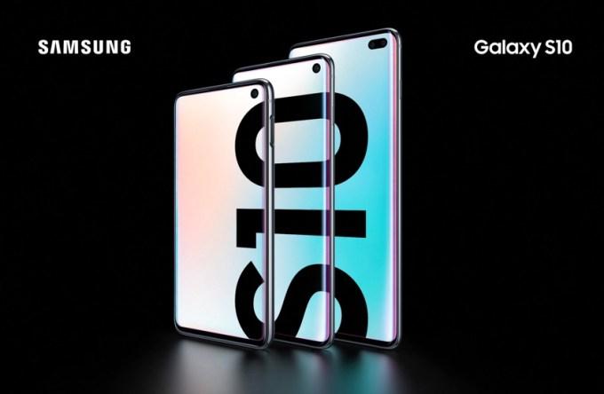 Samsung Galaxy S10, S10e S10+ oraz S10 5G