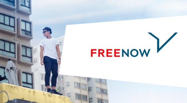 mytaxi zmienia nazwę na FREE NOW