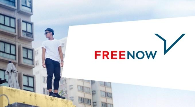 mytaxi dołącza do nowej globalnej marki FREE NOW