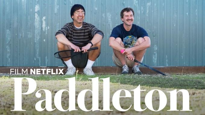 """Paddleton"" - Film Netflix od 22 lutego 2019 r."