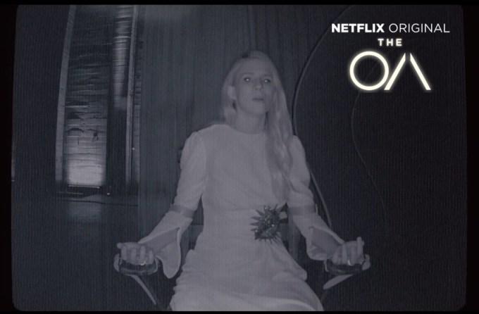 The OA - część 2. Netflix (22.03.2019)