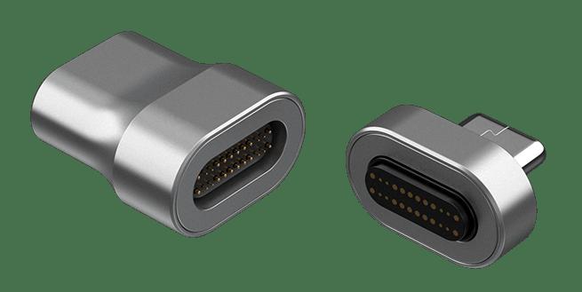 ThunderMag - przejściówka do USB-C dla Macbooków z magnetycznym gniazdem