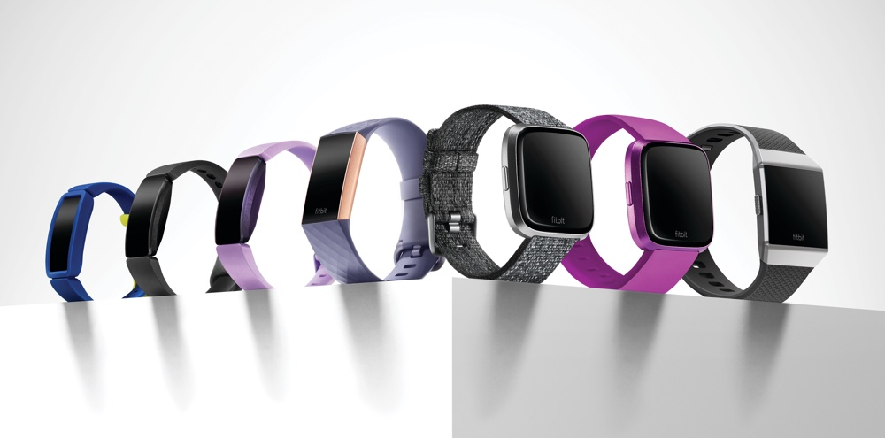 Fitbit - produkty wiosna 2019 fot. Kevin Cremens