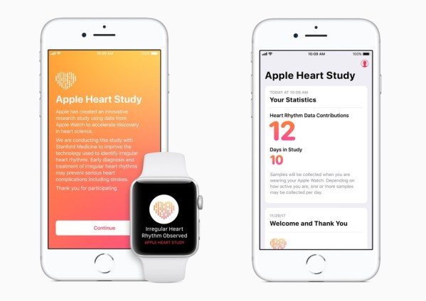Apple i Stanford Medicine ogłaszają wyniki Apple Watch Heart Study