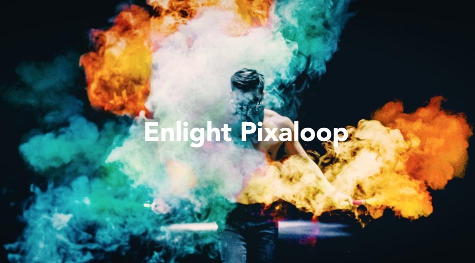 Enlight Pixalop app