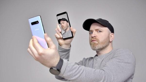 Samsunga Galaxy S10 odblokujesz zdjęciem i to nie jest błąd!