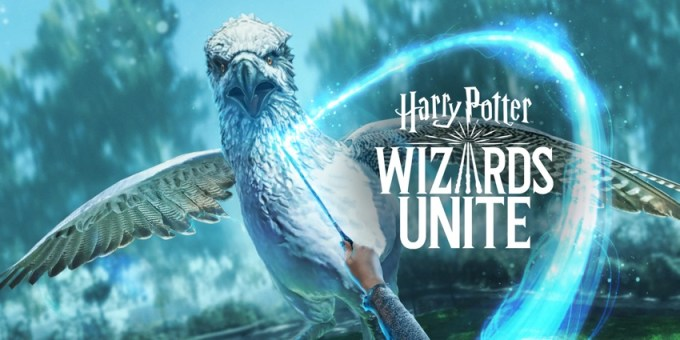 """Harry Potter: Wizards Unite"""