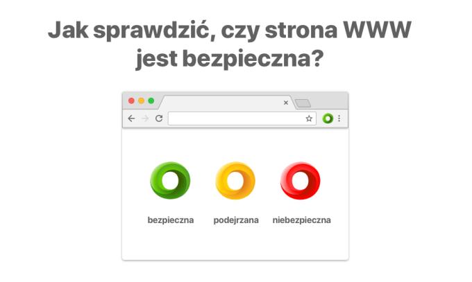 Jak sprawdzić, czy strona WWW jest bezpieczna?