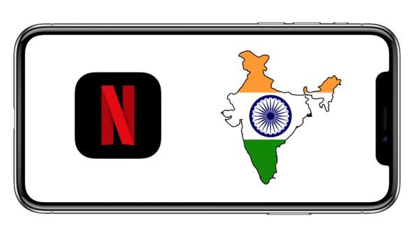 """Netflix testuje w Indiach """"plan mobilny"""" za 12 zł"""