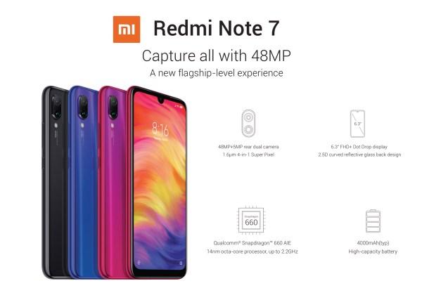 Smartfon Redmi Note 7 już od 18 marca w Polsce