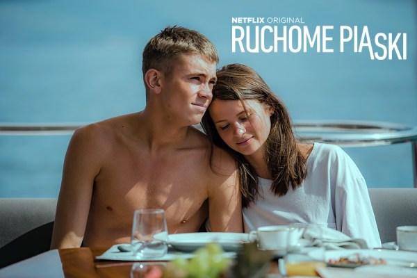 """""""Ruchome piaski"""" od 5 kwietnia w serwisie Netflix"""