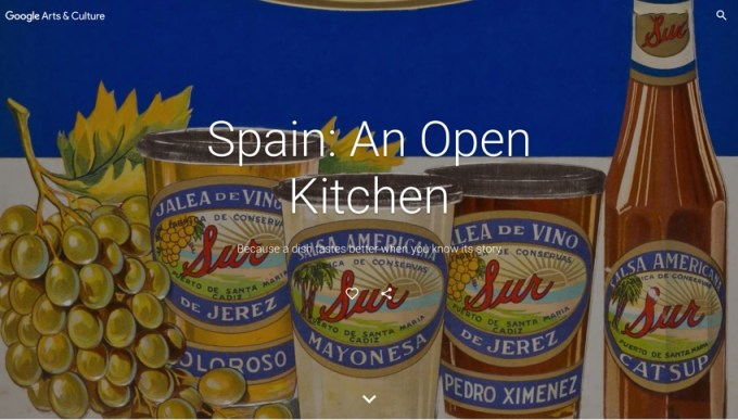 """Spain: An Open Kitchen"""