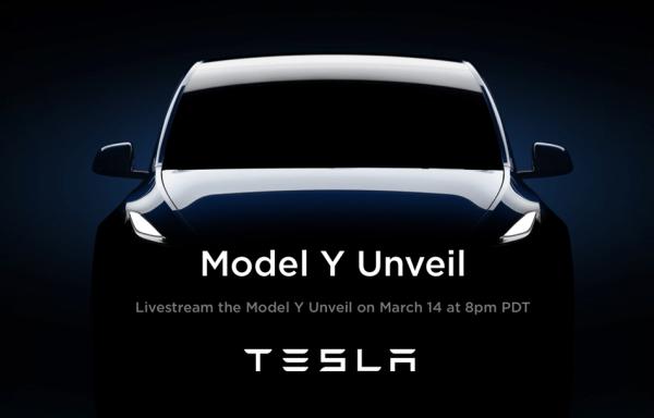 Oglądaj prezentację Tesli Modelu Y już w piątek o 4 rano