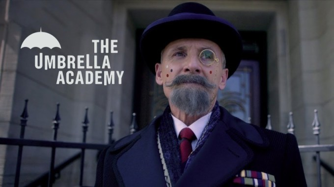 """The Umbrella Academy"" a'la ""Akademia Pana Kleksa"""
