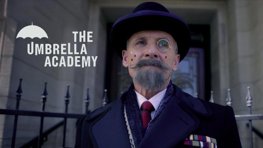"""The Umbrella Academy"" a'la ""Akademia Pana Kleksa"""