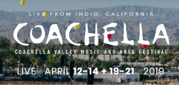 Coachella na żywo na kanale YouTube już od 12 kwietnia 2019 r.