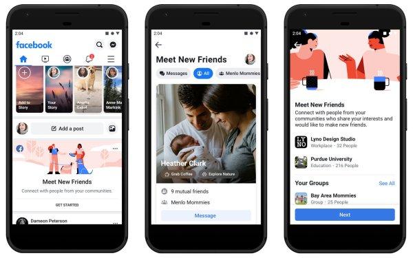 Facebook i Messenger w 2019 r. wreszcie doczekają się liftingu