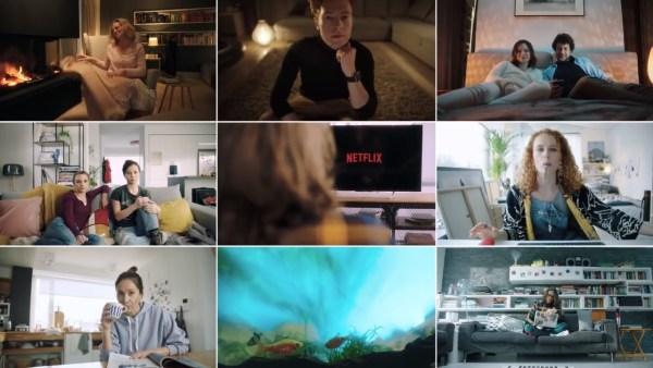 """Netflix głosem Czubówny przedstawia """"gapiki ekranowe"""""""