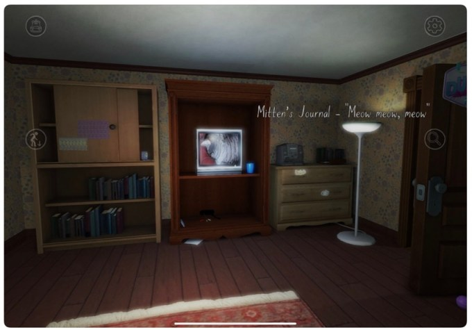 Gone Home (easter egg)