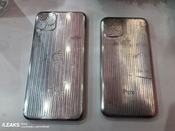 Mam nadzieję, że iPhone'y 11 z 2019 roku nie będą tak wyglądały