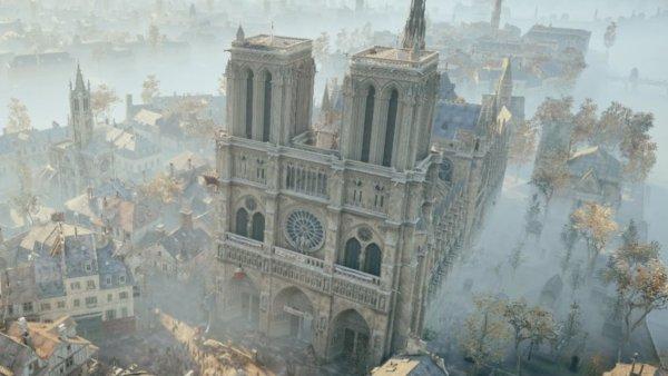 Apple dołoży się do odbudowy katedry Notre Dame