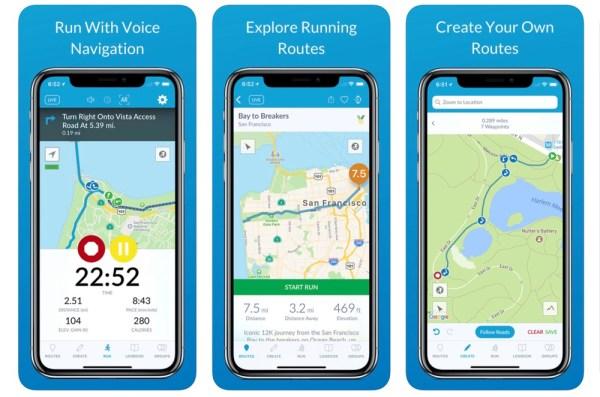 Nadaj bieganiu nowy kierunek z aplikacją RunGo