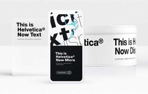 Oto odświeżona (po 36 latach) Helvetica Now