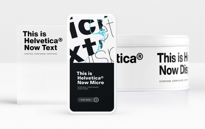 This is Helvetica Now (2019)